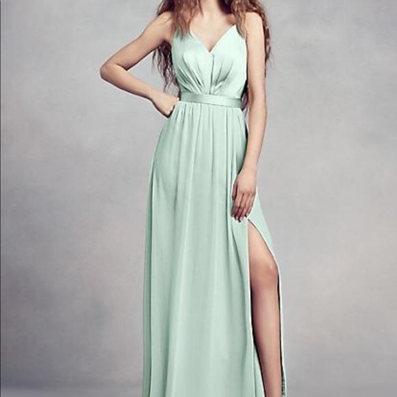a8f4ab3e428 Vera wang bridesmaids dress
